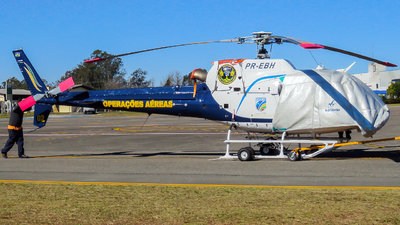 PR-EBH - Eurocopter AS 350B2 Ecureuil - Brazil - Military Police