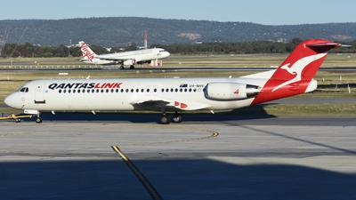VH-NHV - Fokker 100 - QantasLink (Network Aviation)