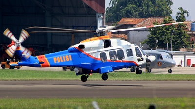 P-7002 - Agusta-Westland AW-189 - Indonesia - Police