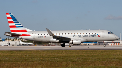 N418YX - Embraer 170-200LR - American Eagle (Republic Airways)