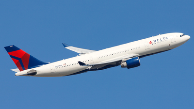 N859NW - Airbus A330-223 - Delta Air Lines
