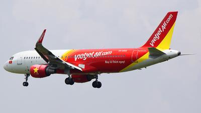 VN-A662 - Airbus A320-214 - VietJet Air