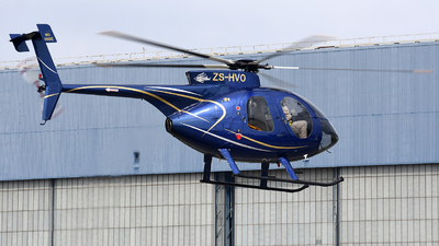 ZS-HVO - MD Helicopters 369E - Aeronautic Solutions