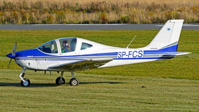 SP-FCS - Tecnam P2002JF Sierra - Private