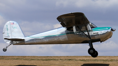 NC89109 - Cessna 140 - Private