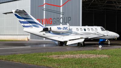 A picture of 9AJSC - Cessna 525A CitationJet CJ2 -  - © J.Evrard-AirTeamImages