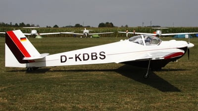 D-KDBS - Scheibe SF.25E Super Falke - Private