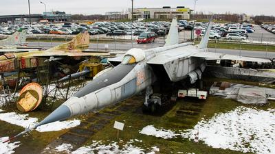 34 - Mikoyan-Gurevich MiG-25 Foxbat - Soviet Union - Air Force