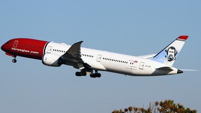 LN-LNS  - Boeing 787-9 Dreamliner - Norwegian