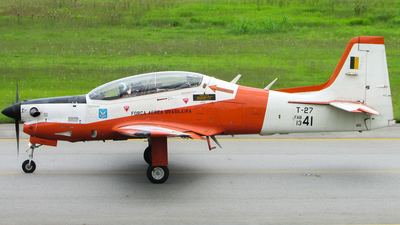 FAB1341 - Embraer T-27 Tucano - Brazil - Air Force