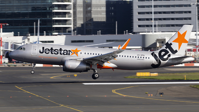 A picture of VHVFN - Airbus A320232 - Jetstar Airways - © MQ1131