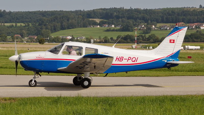 A picture of HBPQI - Piper PA28161 - [2841124] - © Tomasz Chrul