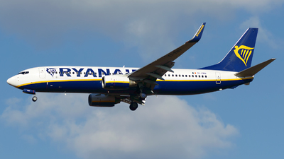 A picture of EIENV - Boeing 7378AS - Ryanair - © Menyhért Bence