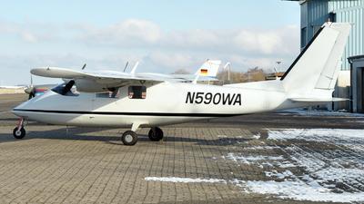 N590WA - Partenavia P.68B Victor - Private