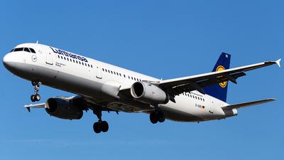 D-AIRU - Airbus A321-131 - Lufthansa
