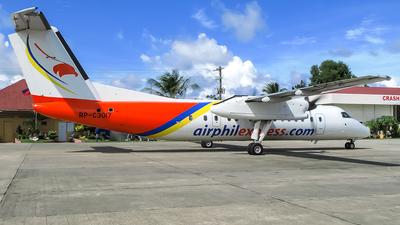 RP-C3017 - Bombardier Dash 8-Q314 - Airphil Express