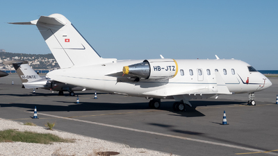 HB-JTZ - Bombardier CL-600-2B16 Challenger 650 - ExecuJet Aviation