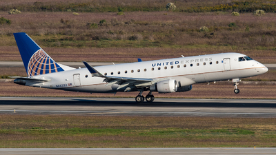A picture of N88332 - Embraer E175LR - United Airlines - © Positive Rate Photography