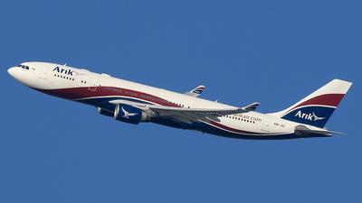 5N-JIC - Airbus A330-223 - Arik Air