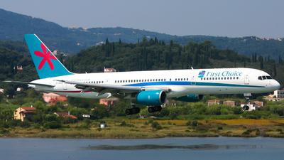 G-OOOK - Boeing 757-236 - First Choice Airways