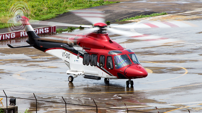 VT-GVQ - Agusta-Westland AW-139 - Global Vectra Helicorp