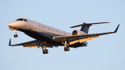 I-CRFX - Embraer ERJ-135BJ Legacy 600 - Sirio