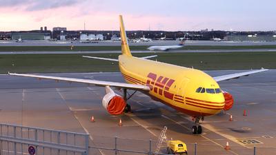 A picture of DAEAN - Airbus A300B4622R(F) - DHL - © Johannes Reichert