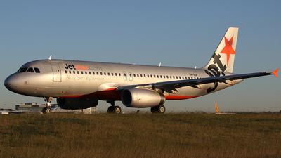 VH-VQP - Airbus A320-232 - Jetstar Airways