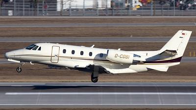 D-COBI - Cessna 560XL Citation XLS - HTM Jet Service