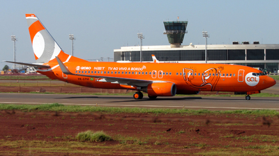 A picture of PRGTM - Boeing 7378EH - GOL Linhas Aereas - © Caio Carnelutt