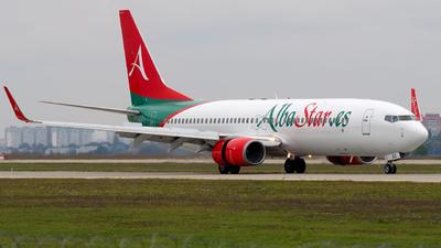 EC-NGC - Boeing 737-809 - AlbaStar