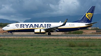 EI-DYC - Boeing 737-8AS - Ryanair