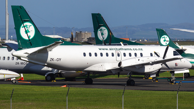 ZK-CIY - Saab 340A - Air Chathams