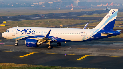 VT-IIB - Airbus A320-251N - IndiGo Airlines