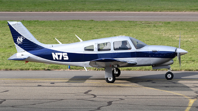 N7S - Piper PA-28R-201 Cherokee Arrow III - Private