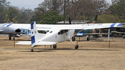 FAH-111 - Cessna A185F Skywagon - Honduras - Air Force