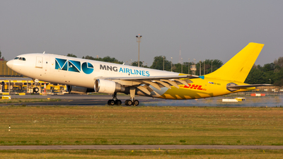 A picture of S5ABO - Airbus A300B4622R(F) - MNG Airlines - © srmark