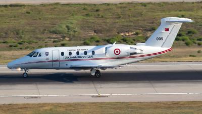 93-005 - Cessna 650 Citation VII - Turkey - Air Force