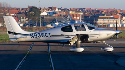 N936CT - Cirrus SR22 - Private