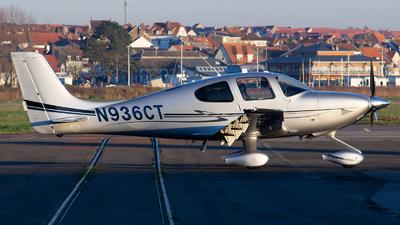 A picture of N936CT - Cirrus SR22T - [0648] - © Baptiste Prevost
