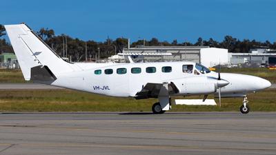 A picture of VHJVL - Cessna 441 - [4410352] - © Eric Esots