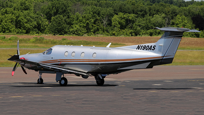 N190AS - Pilatus PC-12/47 - Private
