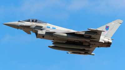 A picture of ZK347 - Eurofighter Typhoon FGR.4 -  - © Jonathan Mifsud