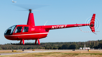 N171WT - Robinson R44 Raven - Private