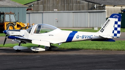 G-BVHC - Grob G115 - Private