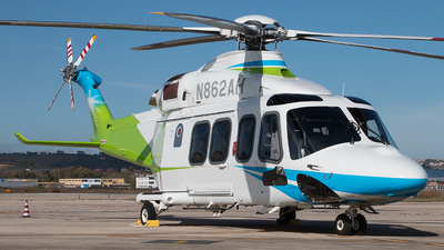 N862AH - Agusta-Westland AW-139 - Saudi Aramco Aviation
