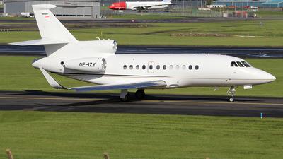 OE-IZY - Dassault Falcon 900LX - Jetpool Network