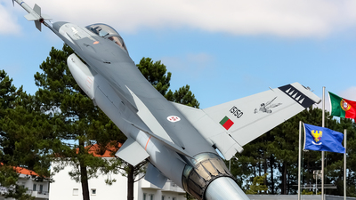 15150 - General Dynamics F-16A Fighting Falcon - Portugal - Air Force