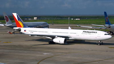 RP-C8762 - Airbus A330-343 - Philippine Airlines
