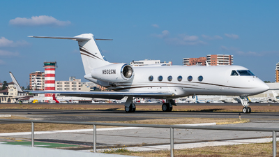 N502GM - Gulfstream G350 - Private